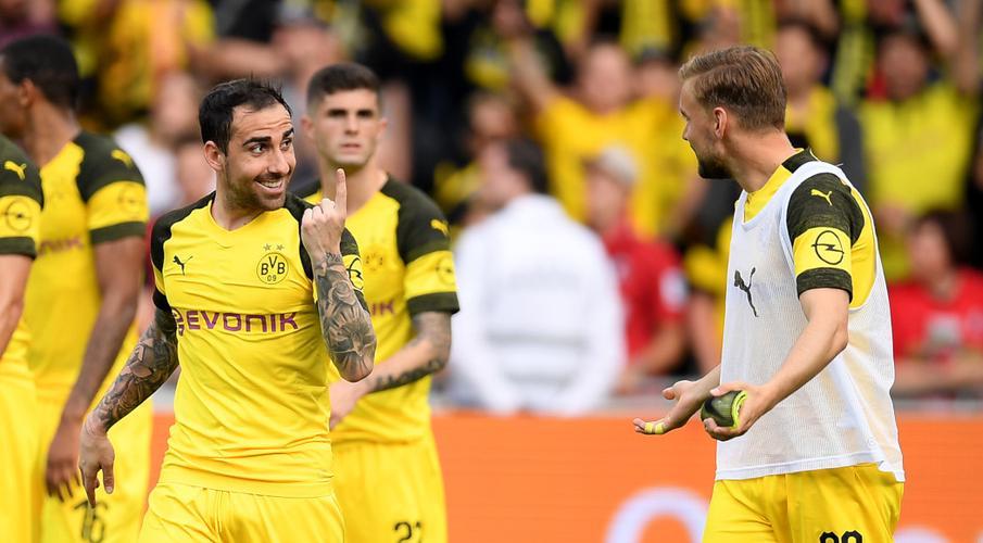 Борусия Дортмунд с минимална победа над Фрайбург в Бундеслигата