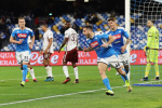 "Наполи надви Торино за трети пореден успех в Серия ""А"""