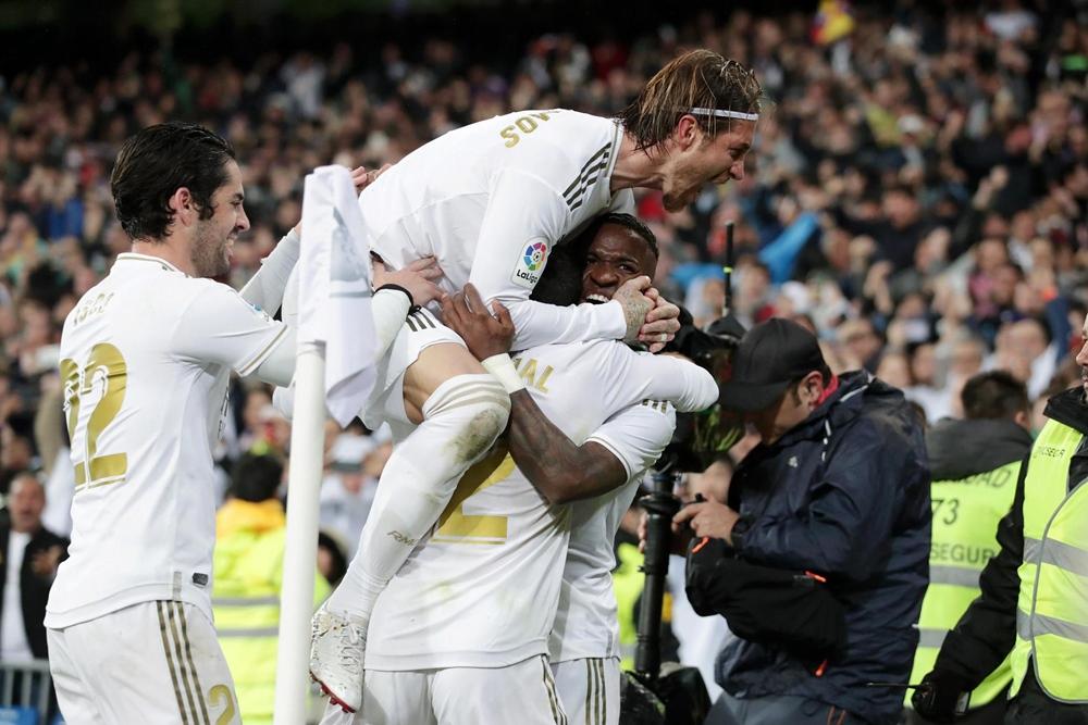 Как се представиха играчите на Реал Мадрид в Ел Класико 1