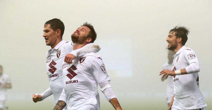 Дъжд от голове на мача между втория Сасуоло и последния Торино 1
