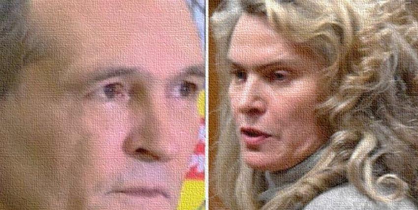 Елена Динева, жената до Божков, в съда СНИМКИ