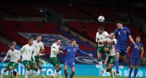 Англия без проблеми срещу Ирландия