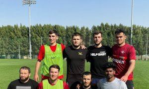 Хабиб се подготвя да покорява и футболните терени
