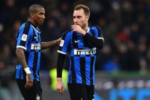 Кристиан Ериксен ще напусне Интер през зимата