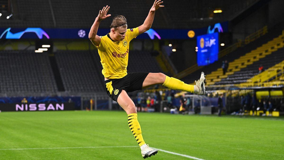 Ерлинг Холанд с историческо постижение в Шампионска лига 1