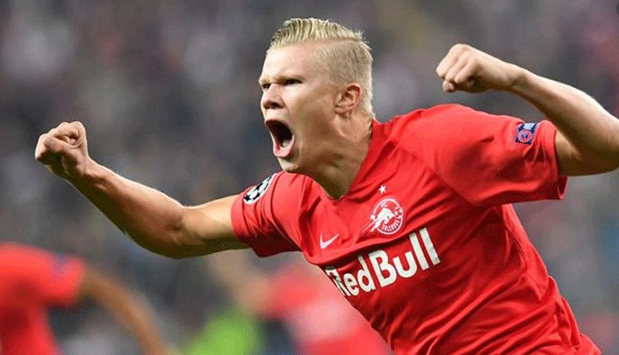 Ерлинг Холанд постигна рекорд в Шампионската лига