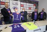 Етър представи новия голям спонсор - HMI ще помага на клуба 4