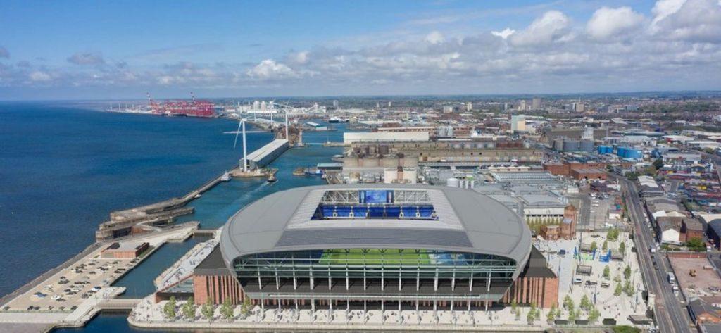 Синьо оживление - Евертън получи зелена светлина за стадион-бижу 1