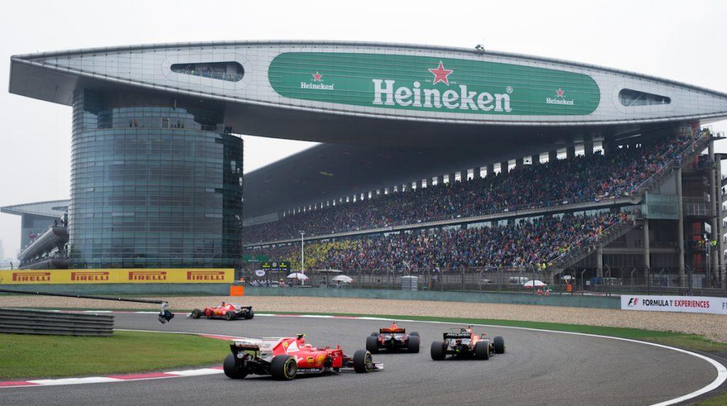 В Китай поискаха стартът от Формула 1 да бъде отложен 1