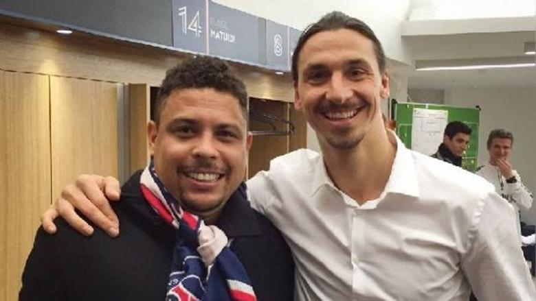 Ибрахимович обяви кого смята за най-великия футболист 21