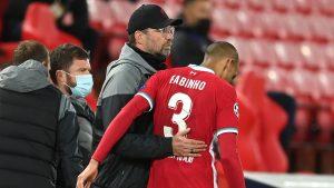 Фабиньо се жалва от поста, на който трябва да играе в Ливърпул