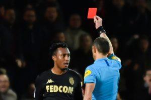 Халф на Монако е отстранен от футбола за 6 месеца
