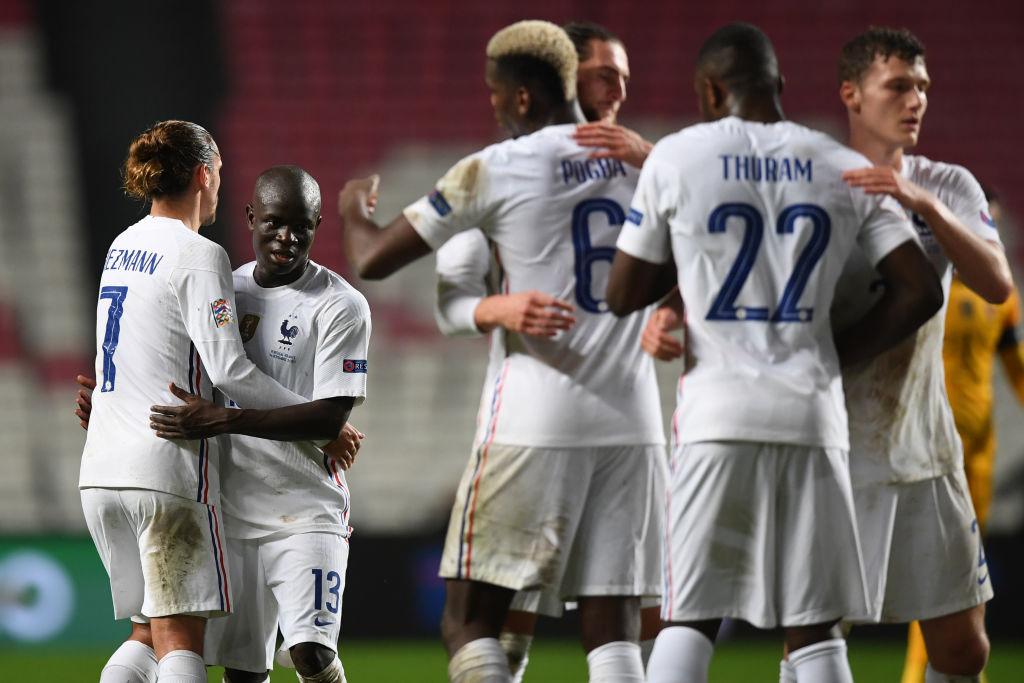 Канте попари Португалия и класира Франция за финалите 1