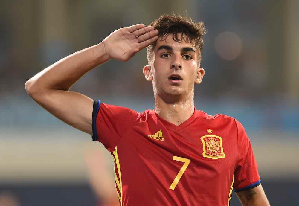 Испания нокаутира Германия 1