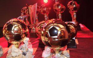 """Всички победители в анкетата """"Футболист на годината"""""""