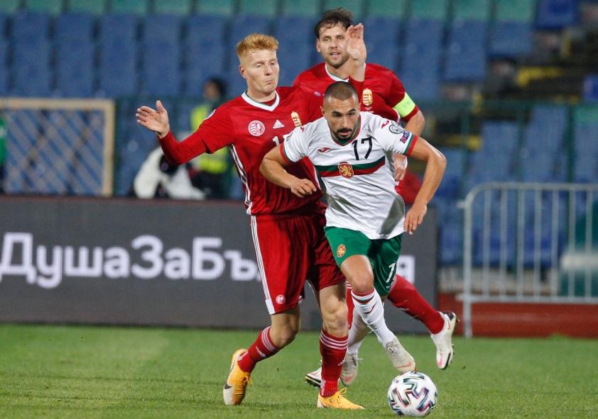 Георги Йомов: Бяхме по-добрият отбор на терена 1