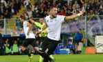 Български гол за историята на Специя - Андрей Гълъбинов 4