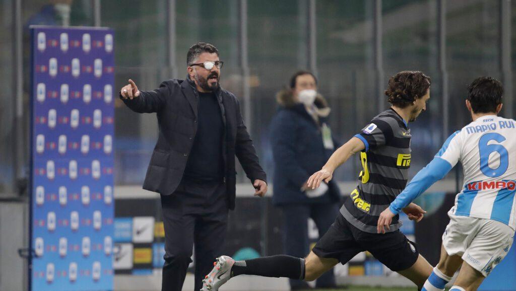 В Неапол отново се заговори за уволнение на Гатузо 1