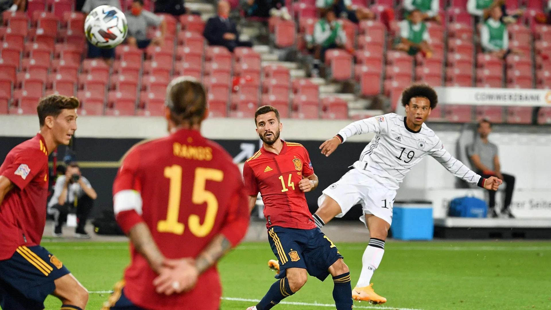 Късен изравнителен гол на Гая отне победата на Германия срещу Испания 1