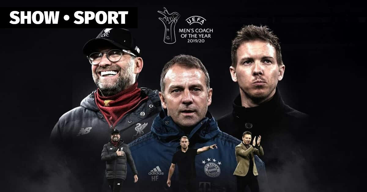 Трио германски треньори в спор за приза на УЕФА 1