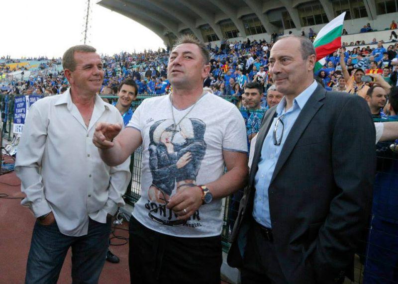 """Искренов: """"Левски ще го има, независимо какво се случва!"""" 1"""