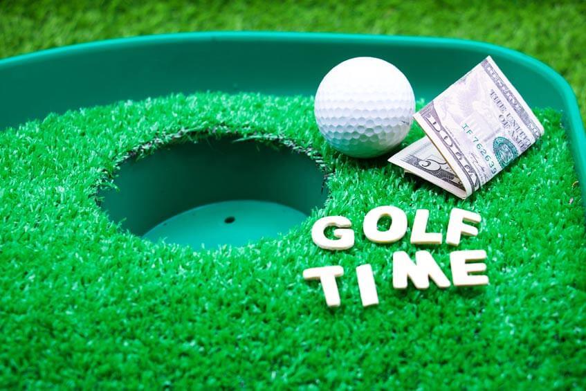 Как да печелим от залози на голф? 1