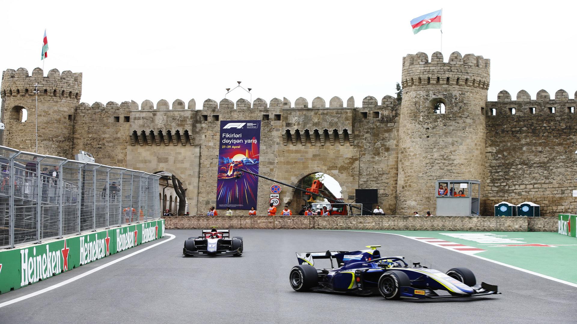 Гран При на Азербайджан ще се проведе без зрители 2