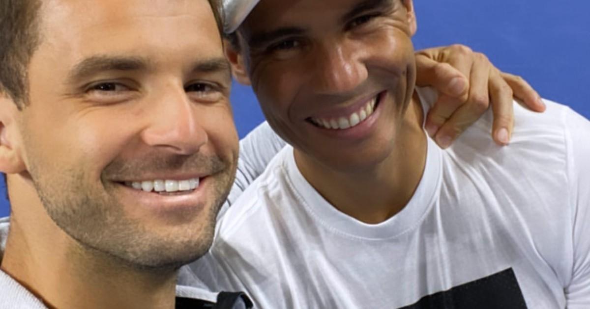 Григор и Надал направиха тенис шоу в Атланта