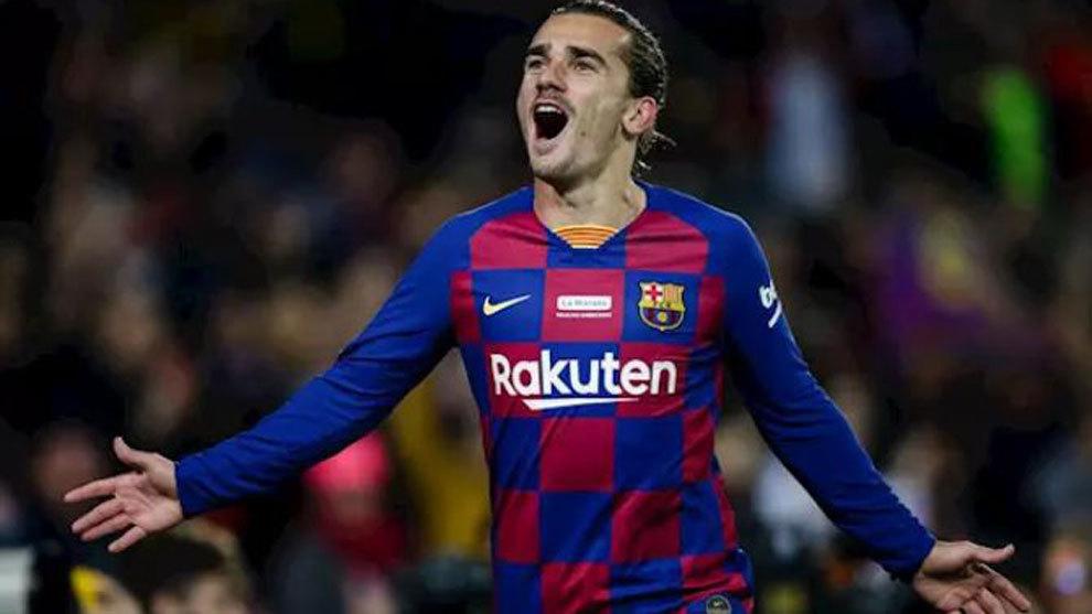 Барселона предложи Антоан Гризман на Ювентус 1