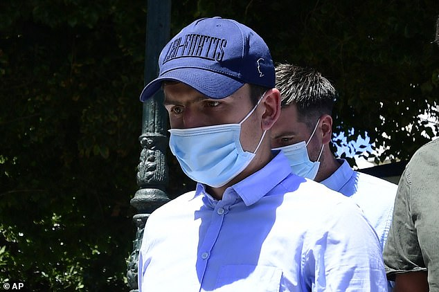 Гледат наново процеса срещу Магуайър в Гърция 2