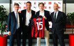 Милан представи пети нов - един от големите таланти на Норвегия 9