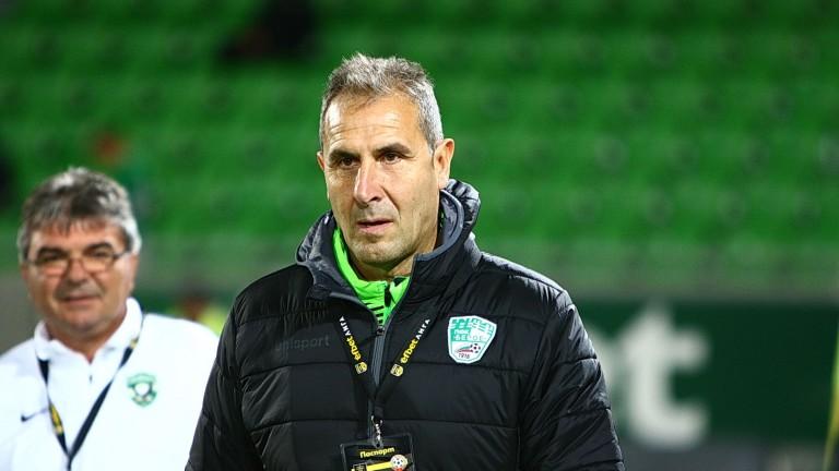 Херо преди мача с ЦСКА: Ще видим нивото си срещу по-добър отбор