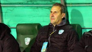 Берое обяви: Херо остава старши-треньор на отбора