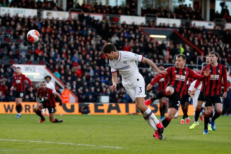 """Челси се спаси от загуба срещу Борнемут, Алонсо герой за """"сините"""""""