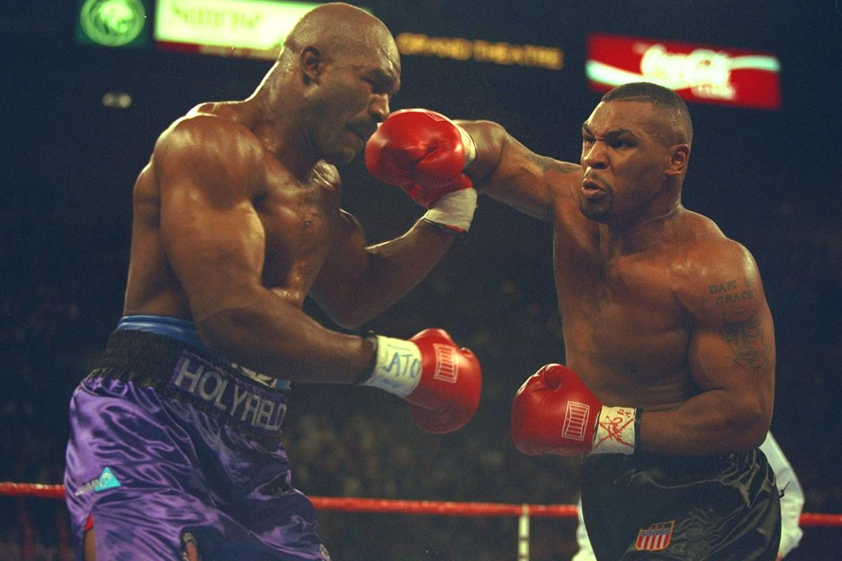 """Холифийлд към Тайсън: """"Без оправадания, ела на ринга срещу мен"""" 7"""
