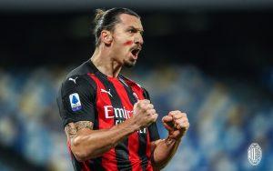 Милан се справи и с Наполи, Ибра с два гола