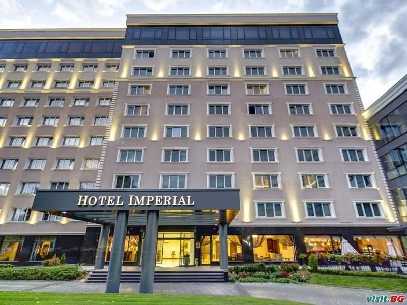 Тотнъм се окупира - запази цял хотел в Пловдив 1