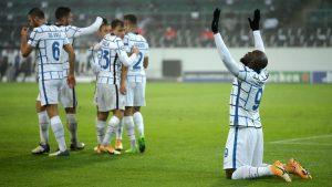 Възелът в Група Б се заплете, Интер се събуди срещу Гладбах