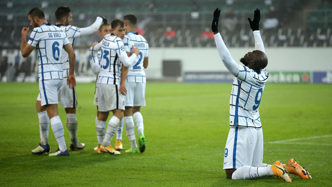 Възелът в Група Б се заплете, Интер се събуди срещу Гладбах 1