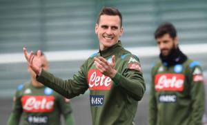 Два клуба от Висшата лига с интерес към нападател на Наполи