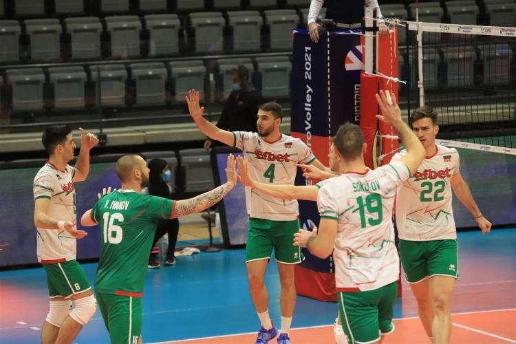 България завърши на скорост - с втора победа срещу Израел 1