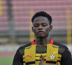 Бруно се прехласна по ганайски тийнейджър