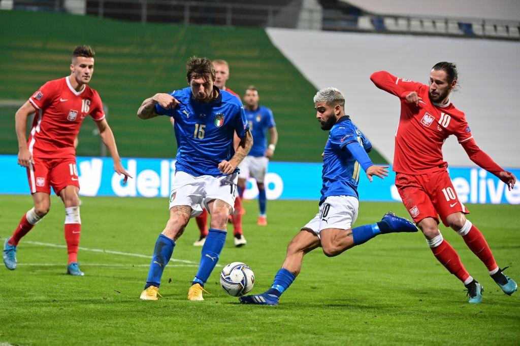 Италия с важна победа над Полша 1