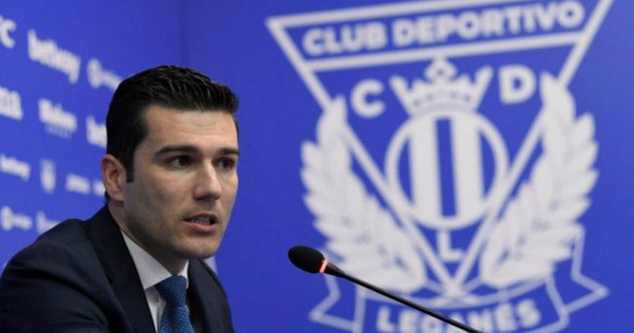 Изпълнителният директор на Леганес Барселона ощети клуба ни