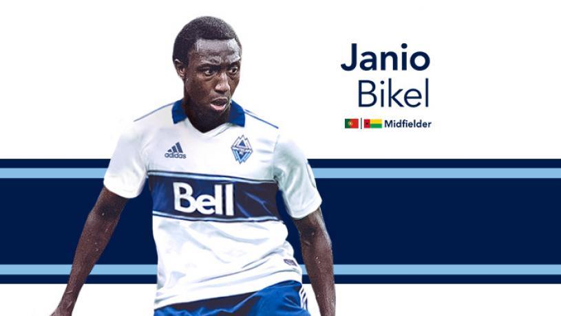 Ванкувър представи Жанио Бикел