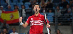 Ноле го направи – счупи рекорда на Федерер