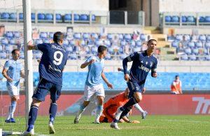 Лацио отне победата на Ювентус с гол в последната секунда