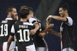 Ювентус не срещна трудности срещу Дженоа, Роналдо с гол