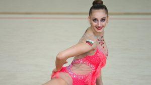 Българската перла Калейн се цели в олимпийското злато