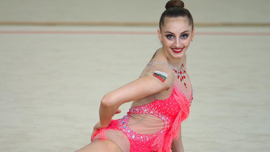 Българската перла Калейн се цели в олимпийското злато 1